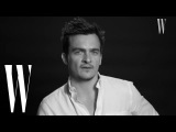 Rupert Friend Made Out With Johnny Depp In His First Movie Role Screen Tests W magazine