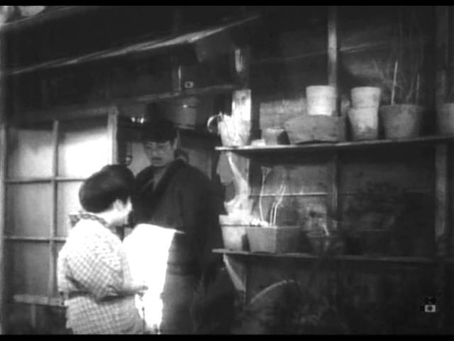 The Actress and the Poet / 女優と詩人 (1935) (EN)