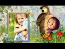 Детское слайд шоу на день рождения. Фото клип на заказ.