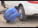 В нижнекамские автосервисы выстраиваются очереди из желающих переобуться
