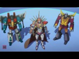 Transformers: Titans Return Episode 1 Aftermath and Rebirth [Part 1]