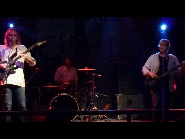 Carolle - Vivid Car, Live at EightBall,Thessaloniki,29.10.2017