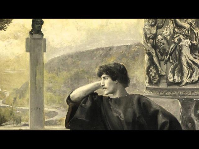 Alessia Vedova - La lettura o Catullo e Clodia di Giulio Aristide Sartorio