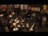 Metallica The Four Horsemen Tuning Room CHICAGO 18/06-2017