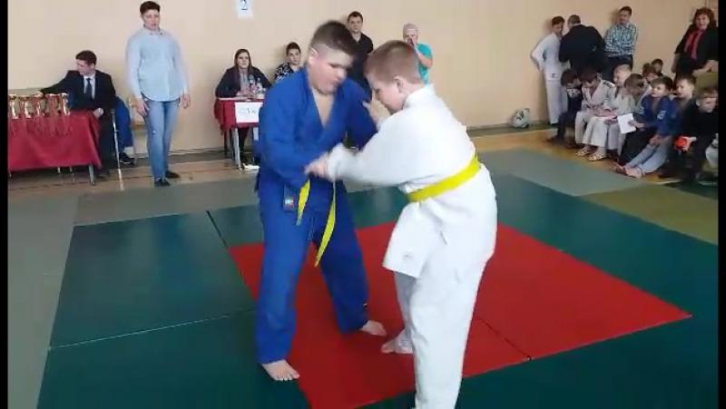 Турнир Минская Весна 2017. Богдан Бутрим -2