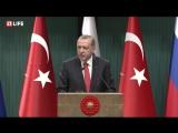 Президенты России и Турции рассказывают об итогах переговоров в Анкаре