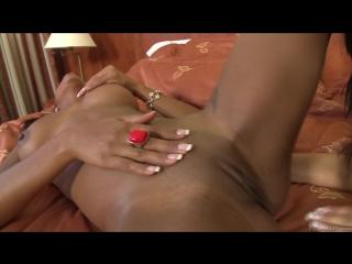Sandra Romain, Katia de Lys[Ebony, Interracial, Lesbian, Natural tits, Big Tits, Anal, Toys, Brunette, Mature & Milf, Tattoo & P