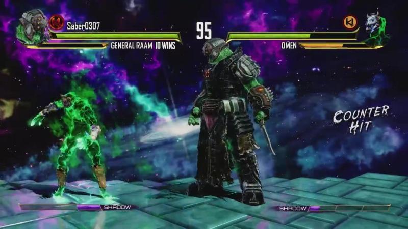 Killer Instinct- General RAAM VS AI (Part 3)