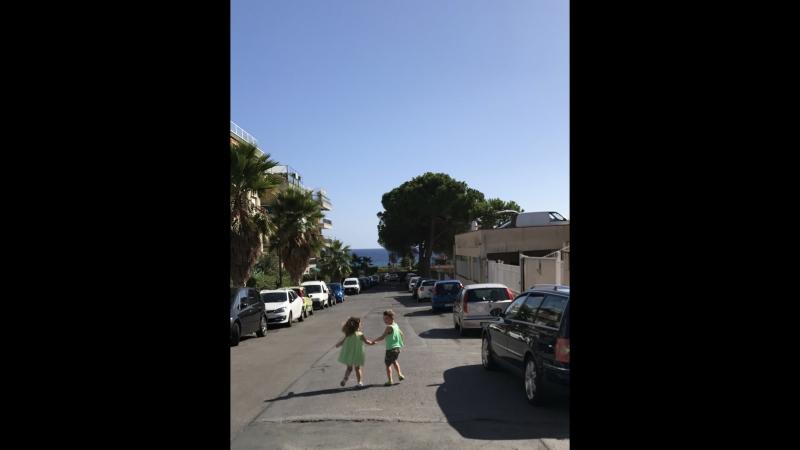 Гуляем по Сан-Ремо 🌴☀️🇮🇹