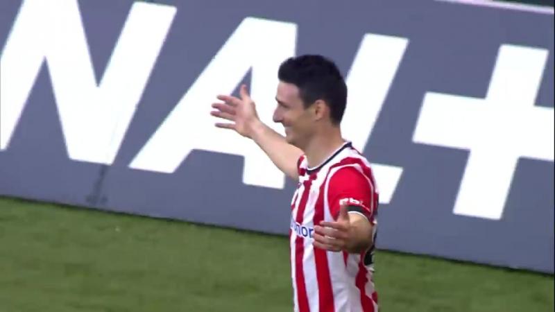 Aritz Aduriz goal vs Real Madrid