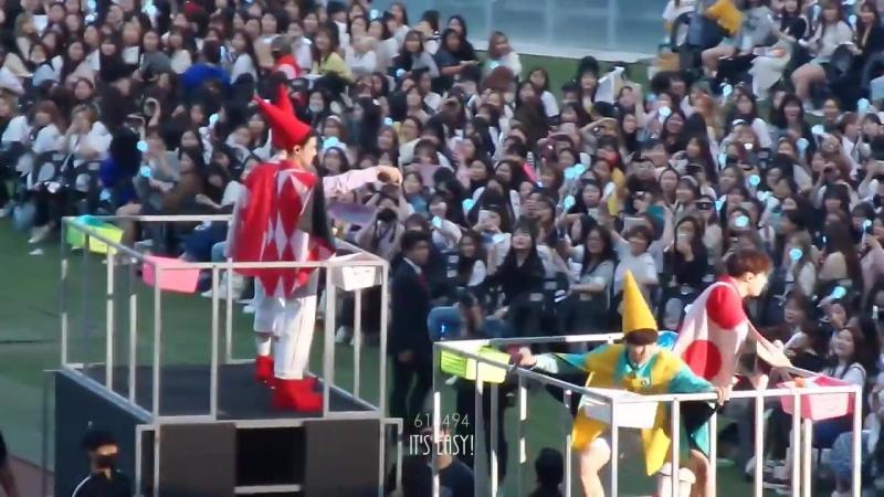 [FANCAM] 170528 EXO's Sehun - Heaven @ The EXO'rDIUM[dot] in Seoul D-2
