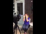 Первый канал съемки для передачи Доброе утро в салоне красоты Аквамарин