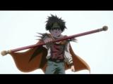 Saiyuki Reload Blast 9 серия русская озвучка Zendos / Саюки: Новый взрыв 09 / Взрывная перезарядка