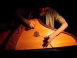Гусли - Ольга Глазова - Клёвый трек (home video) - Gusli Olga Glazova