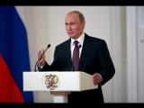 Владимир Путин вручает госпремии в Кремле