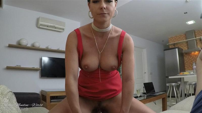 Melisa Mendini - Boyfriend Lapdance