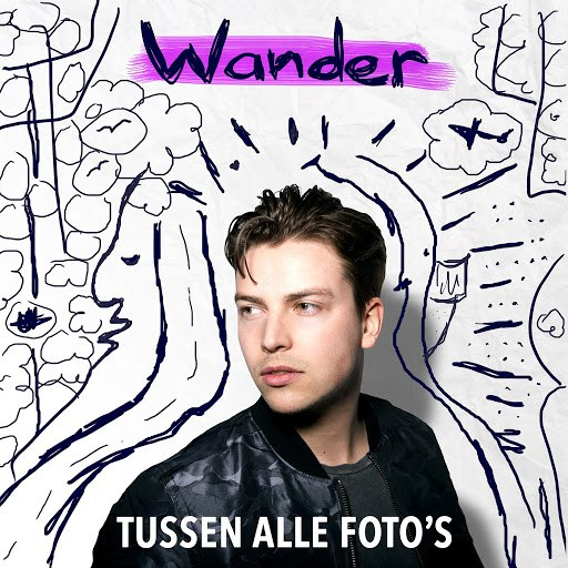 Wander альбом Tussen Alle Foto's