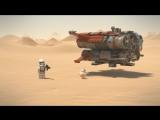 LEGO Star Wars 75178 Квадджампер Джакку