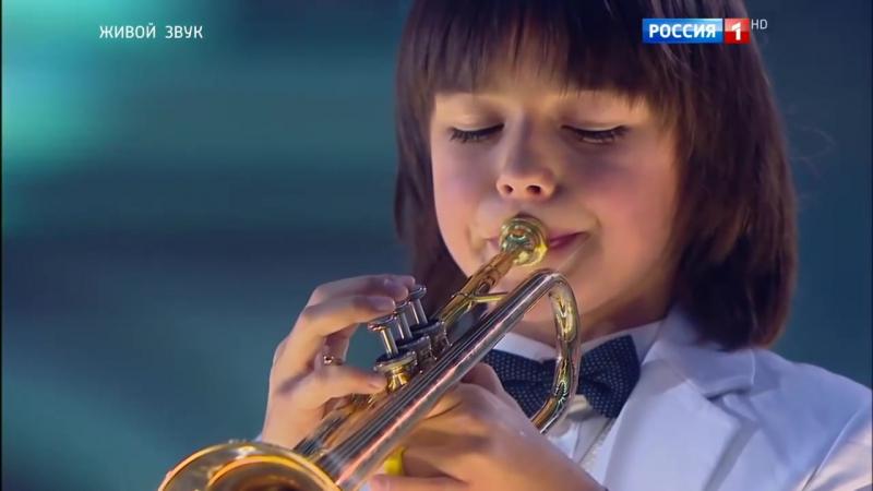 Ильяс Невретдинов - Труба. Тема из к-ф «Свой среди чужих, чужой среди своих» -- Синяя птица 2016