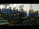 Присяга юриста у студентов факультета юриспруденции ДЮА 20.10.2017