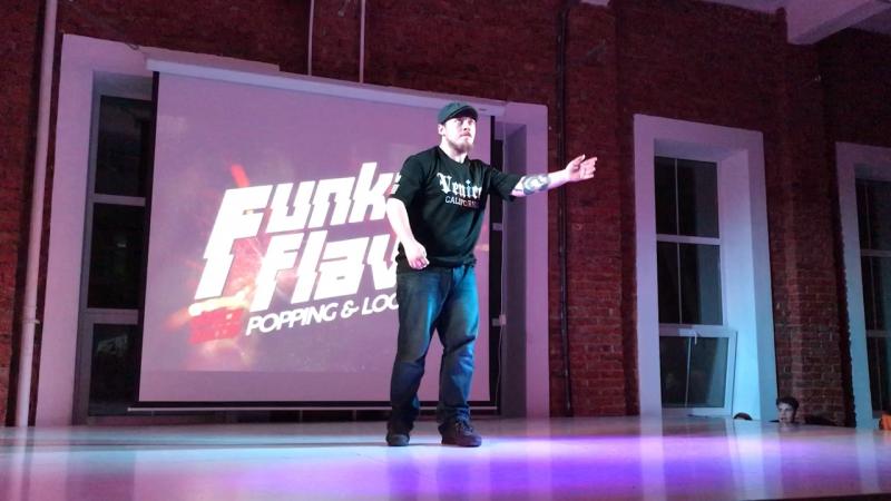 Zlo   Judge show   Funky Flava 2017 Ростов-на-Дону