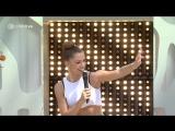 Vanessa Mai - Nie wieder (ZDF HD. ZDF-Fernsehgarten. 13.08.2017)