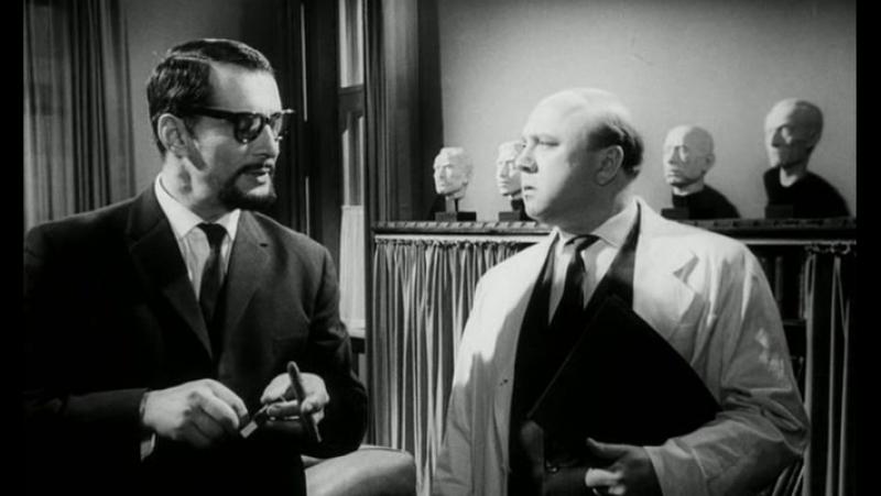 The Return of Dr. Mabuse 1961 / Возвращение доктора Мабузе