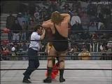 |WM| The Giant vs Randy Savage -- WCW Monday Nitro 18.12.1995