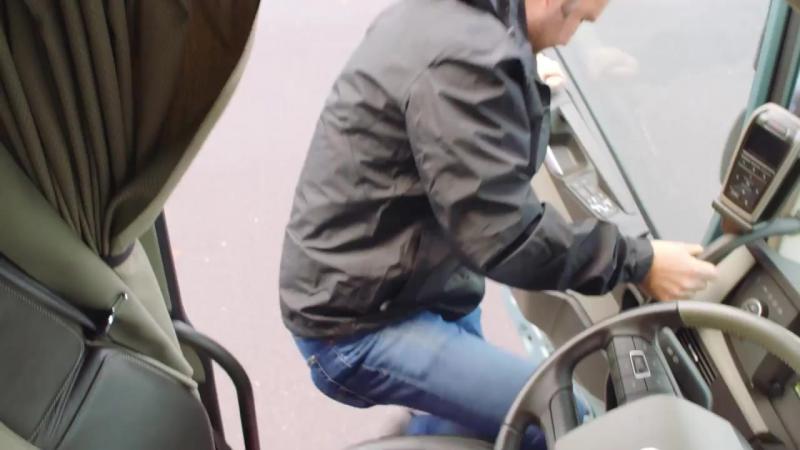 Volvo представила автономный грузовик для маршрутной транспортировки грузов