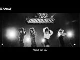 [Рус.саб] K.will (케이윌),  Mamamoo (마마무) – Peppermint Chocolate (썸남썸녀) (Feat. Wheesung 휘성)