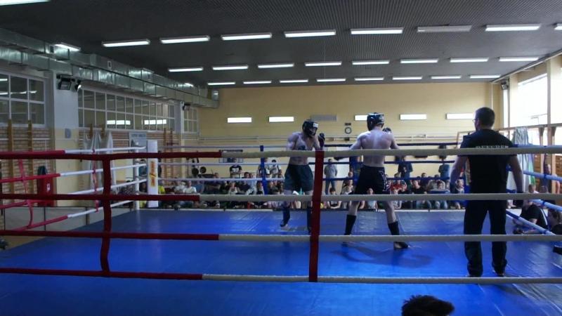 Немазанников Артур (ММА-Север, Сыктывкар) vs Володченко Павел (Шквал, Киров)