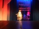 Доченька участвовала В конкурсе Звёздный путь! Надежд завода С песней Певунья девочка! Получила диплом первой степе