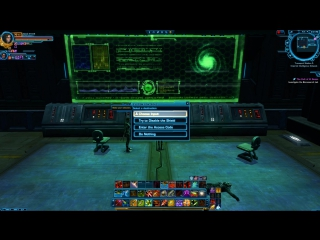Секрет Лаборатории Тариса (Империя)