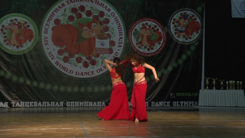 Гаджибабаева Сабина и Лилия Примак.
