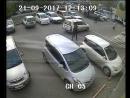 Такси Максим сбежал после аварии1