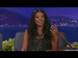 Gabrielle Union chez Conan le 20 janvier 2014