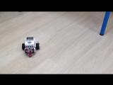 Тест лего-робота