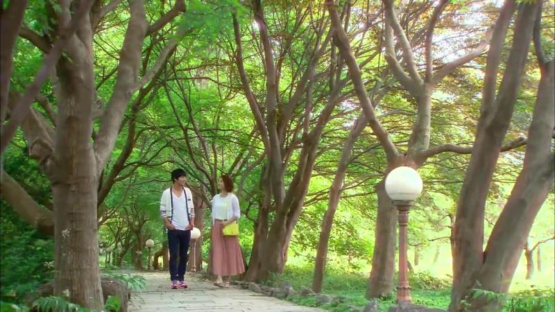 【TVPP】Park Shin Hye - Kiss with Yong Hwa, 박신혜 - 용화(신)와 1년 후 재회의 키스! @ Heartstrin