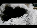 В горах КБР находка (по словам очевидцев, это глубокая трещина, из которой поднимается тепло)