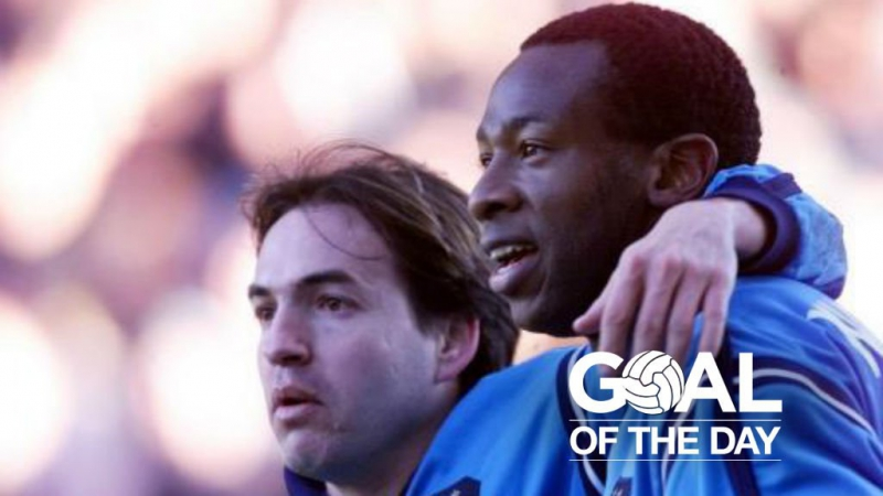 GOAL OF THE DAY: WANCHOPE V WATFORD 2002
