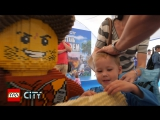 LEGO CITY ROADSHOW