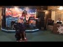 Восточный танец на стёклах и гвоздях (т/х Д.Фурманов) Дарья Кулимова