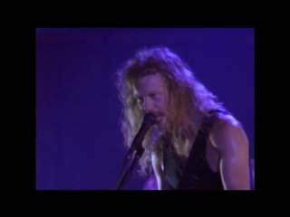 Metallica - Fade to Black (live Seattle 1989)