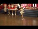 Гимнастический танец на отчётном концерте 03.01.17😻 Matthew Koma – Kisses Back Киска вернулась😻