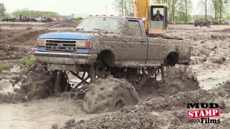 Непреодолимая грязевая лужа