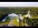Усадьба Дубровицы. Церковь Знамения Пресвятой Богородицы.