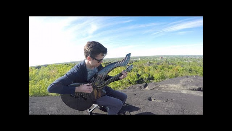 Everybody Wants To Rule The World - Tears for Fears - Harp Guitar Cover - Jamie Dupuis
