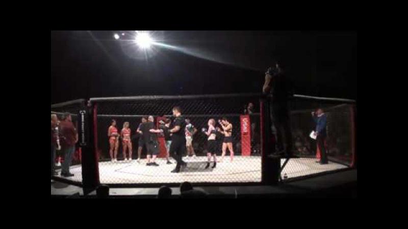 Nadia Kassem Wins Strawweight Belt