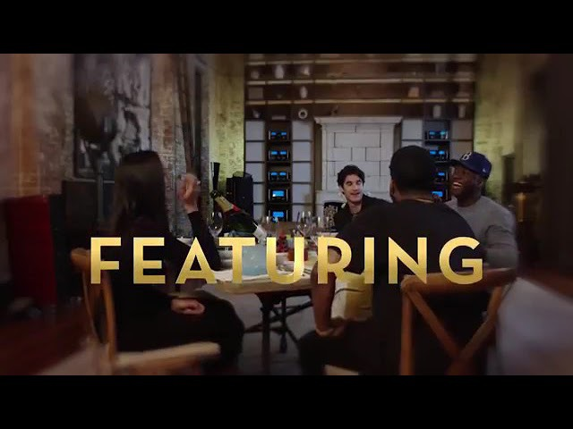 Moët Uncorked The Pinnacle of Parties (ft. Darren Criss) - All Clips