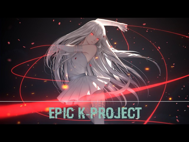 [AMV] EPIC K-PROJECT / ПРОЕКТ КЕЙ / DUBSTEP [2017] AUDIOJUNGLE
